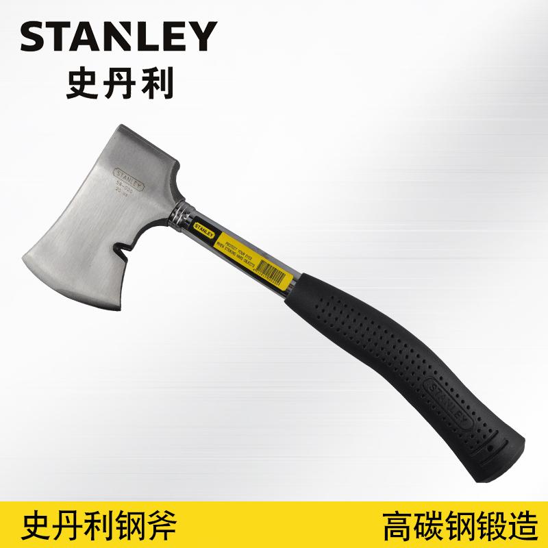 STANLEY/史丹利 钢斧20oz斧头斧子园林斧木工斧伐木斧59-020-22