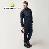 Delta spring and summer breathable conjoined car repair tooling factory workshop clothes overalls labor insurance professional wear