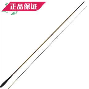 狼王正品台钓竿 狼鲫作3.6 5.4米碳素长节超轻超细28超硬调 鱼竿