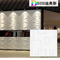 实拍编织墙纸东南亚风格酒店茶楼美容院环保中式复古网格撒银粉