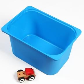 宜家玩具收纳架箱实木儿童玩具收纳柜宝宝储物架幼儿园置物玩具柜