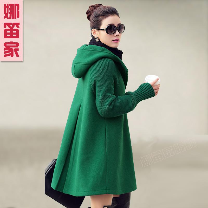 中年大码妮子大衣