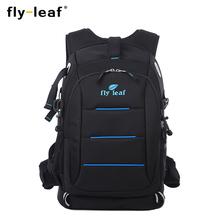 佳能尼康大容量防盗背包 双肩 摄影包 flyleaf专业单反相机包