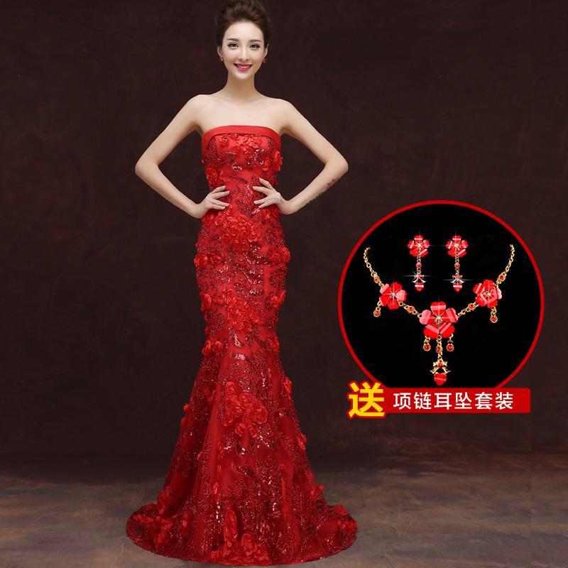 喜之源LF042新娘礼服