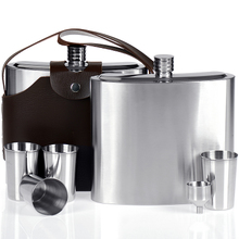 Russian kettle 5 kg, 304 thick stainless steel kettle, portable outdoor outfit.