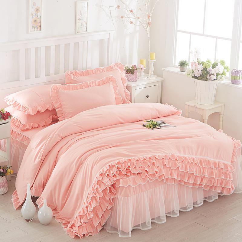 床套床罩四件套