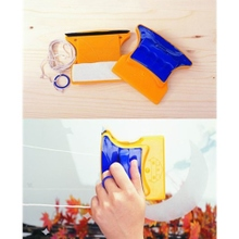Cleaner Magnetic Cleaning Glass Double brush Side Window