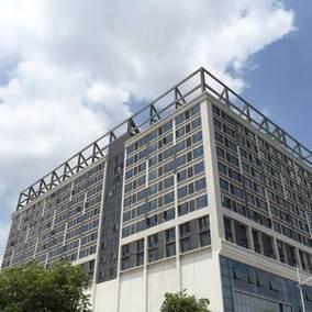 广州蔓蒂公寓高级双床房