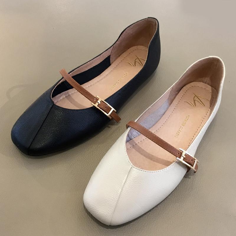 圓頭春款鞋