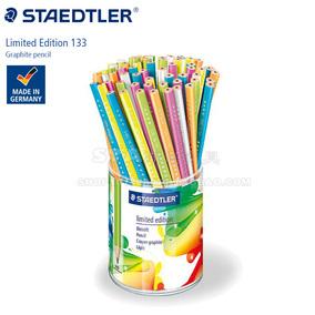 德国产Staedtler施德楼 133 SKP72 三角杆 HB学生书写铅笔