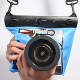 Tebile GQ-518M high list anti-waterproof cover camera bag waterproof cover diving set drifting shutter focusing