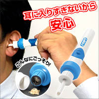 Japan purchasing electric ear wax ear cleaner earphones for men and women to quickly absorb dirt inside the ear dirt