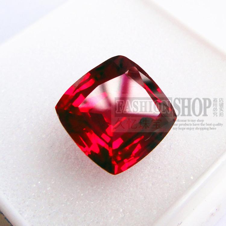 红宝石戒指方
