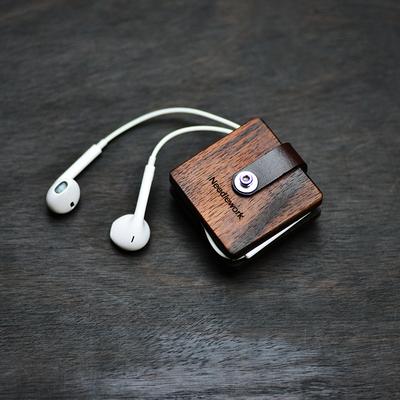 耳机收纳皮