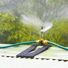 园林工具园艺360度旋转自动喷水器 弘晨屋顶降温洒水器 喷头