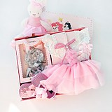 Baby Set Gift Box Princess Lace Dress Autumn and Winter Send Baby Spree Newborn Clothes 0-6 Months