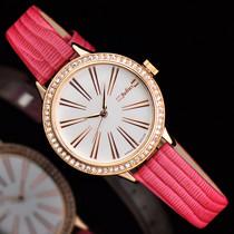 简约运动皮带石英表女学生情侣手表一对卡西欧手表男Casio正品