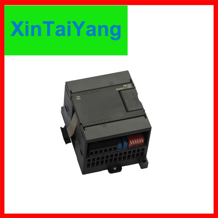 国产PLC可编程控制器 兼容S7-200 西门子CPU224XPCN 模拟量模块