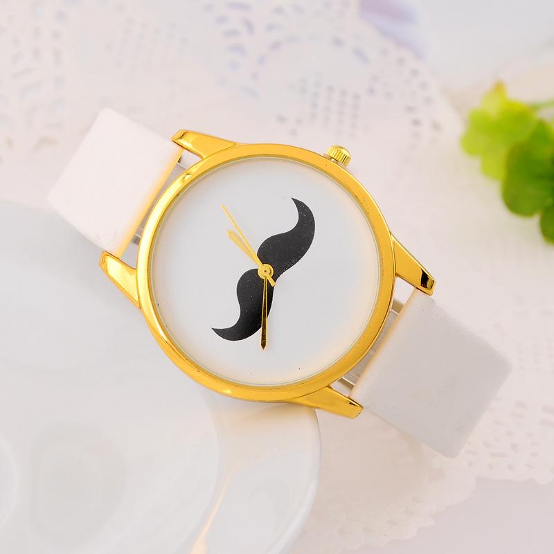手表学生女韩版 胡子