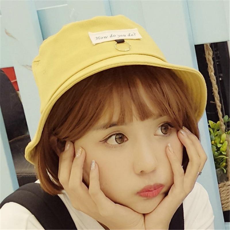 夏季甜美帽子