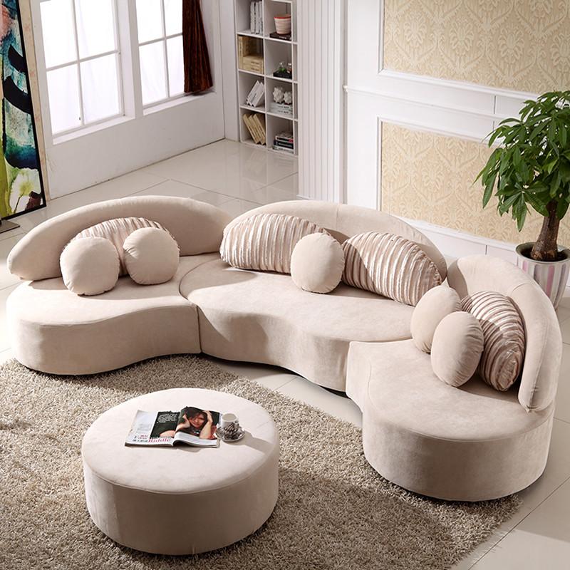 圆沙发沙发