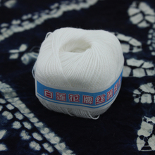 扎染DIY学习材料古法手工扎染专用棉纶扎花线缝扎线每只约50米