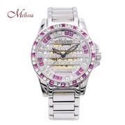 时尚水晶手表带钻女表潮流气质韩范流行装饰手表休闲时装石英腕表