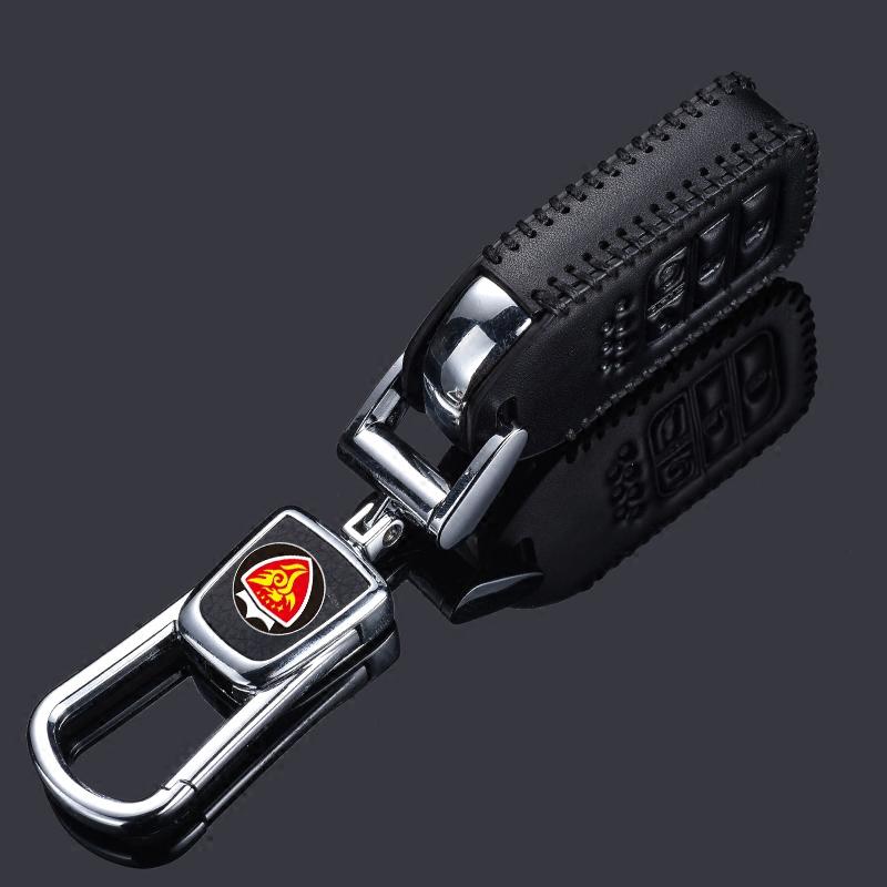 2016款本田7座商务车 16款新艾力绅七座真皮钥匙包车用汽车钥匙套