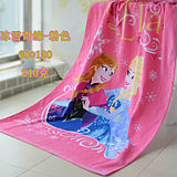 Micro-time cotton bath towel large towel children's bath towel cartoon cotton beach towel cut velvet second class products