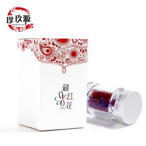 珍玖源 伊朗藏红花3克 精选西红花 番红花 特级正品藏红花