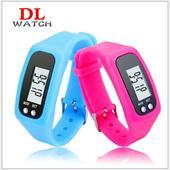 上新手环电子表手表腕带计步器情侣韩版跑步路程智能运动公里男女