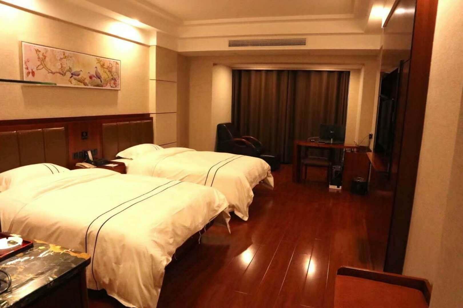 宜春东鹏酒店北湖店豪华双床房