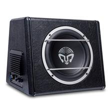 车载低音炮汽车音响低音炮10寸重低音有源音箱改装大功率功放板