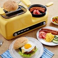 Bear/小熊 DSL-A02Z1多士炉烤面包机2片家用全自动迷你早餐吐司机
