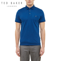 TED BAKER 男士休闲百搭修身短袖POLO衫