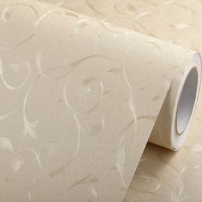 加厚田园墙纸自粘壁纸卧室客厅背景墙纸防水即时贴纸带胶自贴墙纸