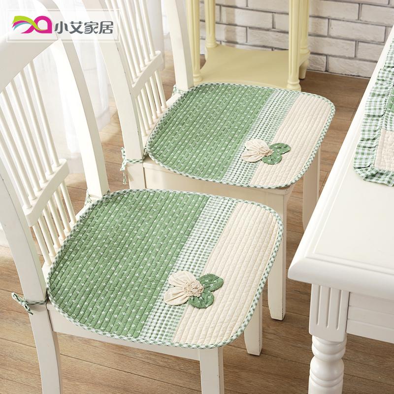 田园椅子坐垫