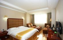 普通大床房 成都家合假日酒店 宽窄锦里店