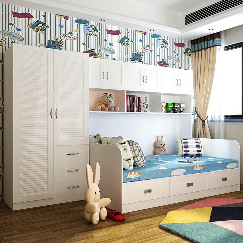 儿童整体家具