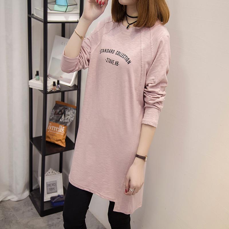 包臀韩版t恤
