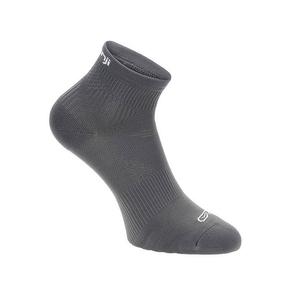 迪卡儂包郵 新款跑步襪子 防臭透氣 舒適柔軟 中筒幫運動