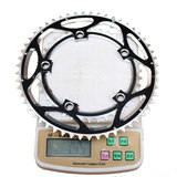 130BCD 53-39T road bike sprocket wheel aluminum alloy CNC repair disc speed single speed