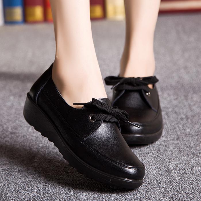 松糕通勤鞋