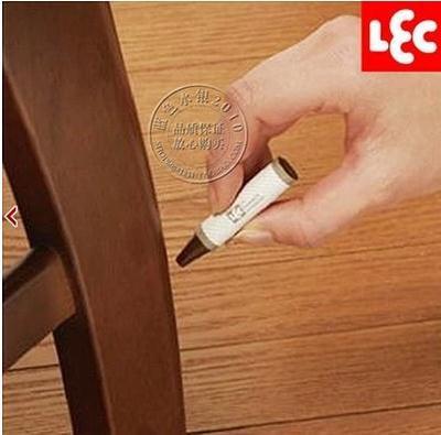 【88】日本LEC实木地板瑕疵划痕修补修复蜡笔遮瑕补漆笔