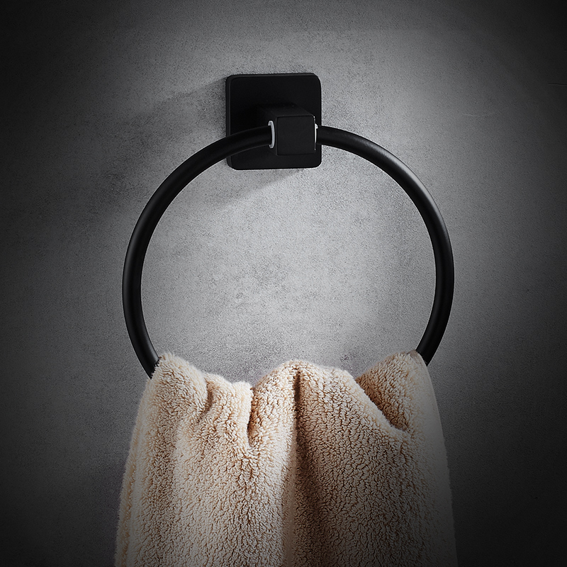 仿古毛巾环