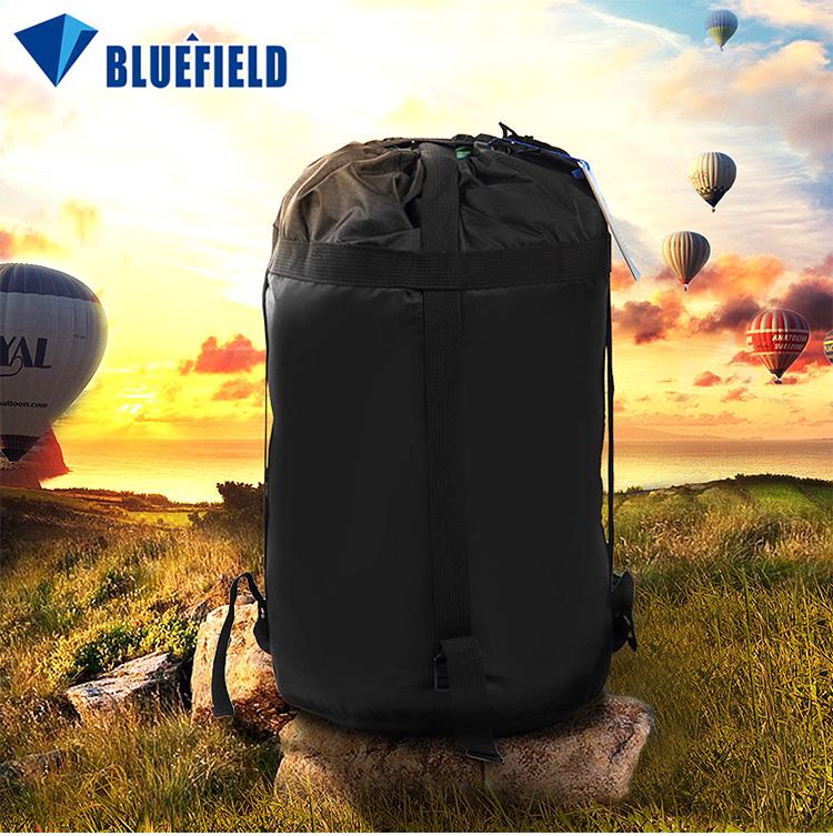2个包邮蓝色领域大号睡袋压缩袋户外多功能杂物袋便携收纳袋