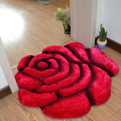 玫瑰花地毯