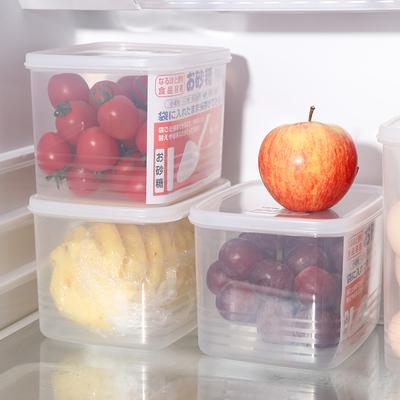 日本整理冰箱