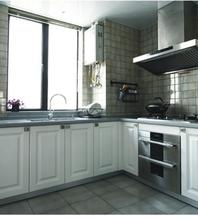 绍兴整体厨柜 L型橱柜 现代 田园 地中海 美式 欧式橱柜 免费安装