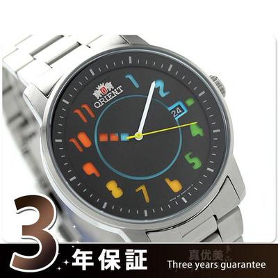 日本代购Orient东方双狮自动机械表情侣款彩色磁盘个性钢带手表性价比高吗